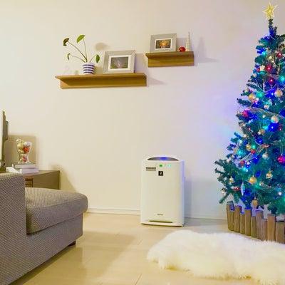 フライングクリスマスツリーの記事に添付されている画像