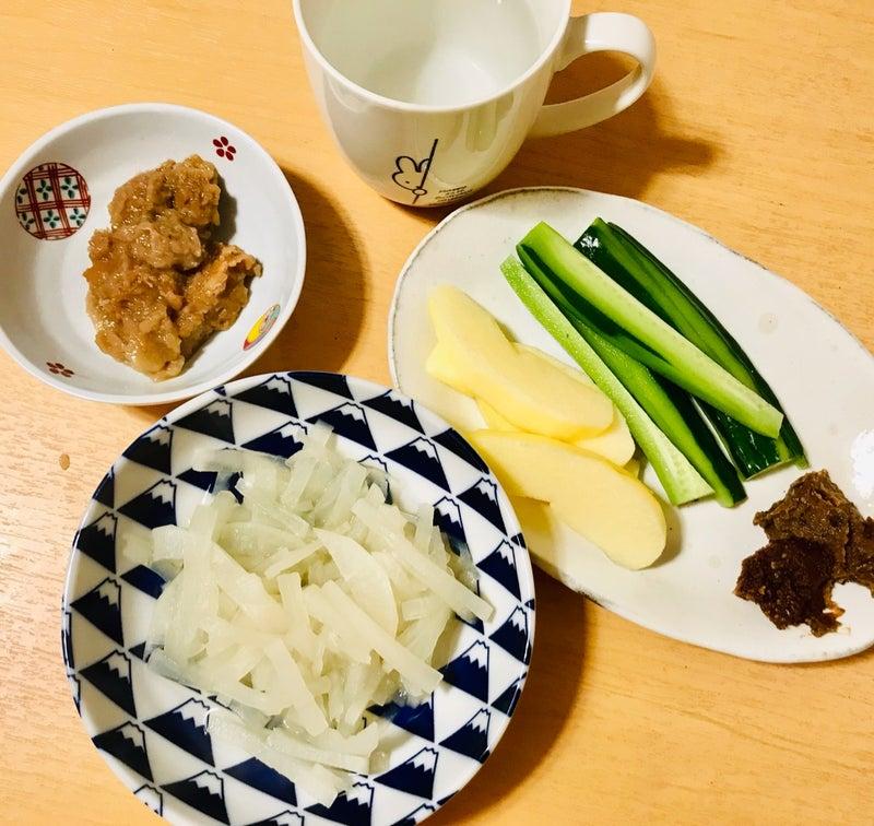 ファスティング 回復食 1日目 メニュー