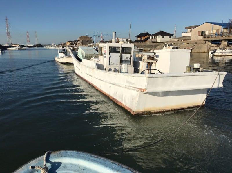 ボート、船体解体 | ヨッシーのブログ 衣浦マリーナのイベントや釣り ...