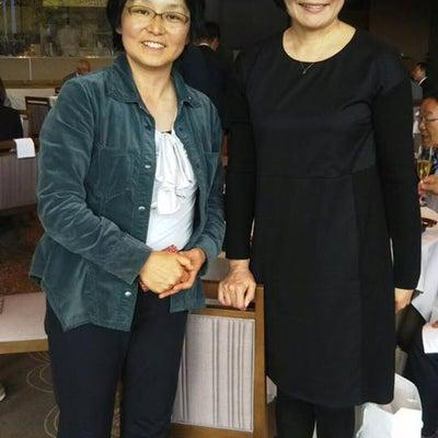 昭恵夫人にお会いできた喜びの記事に添付されている画像
