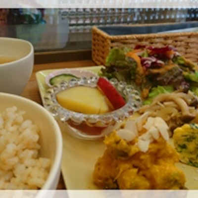 「umeume cafe」 ~中百舌鳥のナチュラルカフェ~の記事に添付されている画像