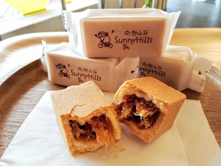 2ヶ月で即完売した日本限定「りんごケーキ」11月より再販!『サニーヒルズ自由が丘店』