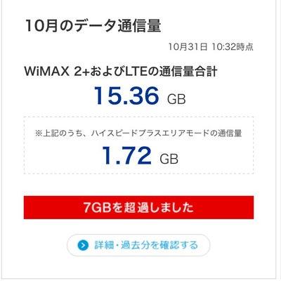 UQ WiMAX2+に乗り換えて丸々1ヶ月間過ごしてみてのメリット・デメリットの記事に添付されている画像