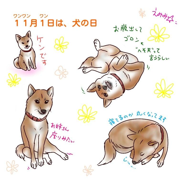 柴犬】ワンワンワンで犬の日 | 新米 女の子ママ えみみのブログ