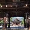 恵林寺のお茶会の画像