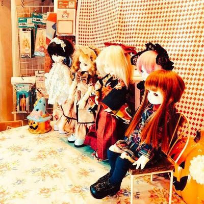 11月10日 N's doll&Cafe 始動の記事に添付されている画像
