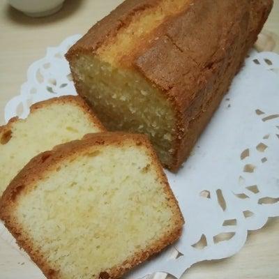 【手作りお菓子】パウンドケーキの記事に添付されている画像