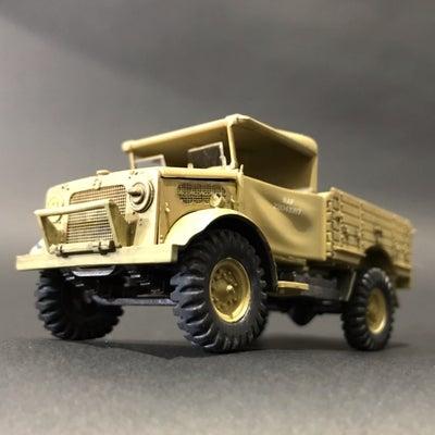 エアフィックス1/48 「ベッドフォードMWD」の記事に添付されている画像