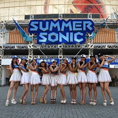 SUMMER SONIC 2018 ~サマーソニック大阪 ~サマソニガール 辻原の記事に添付されている画像