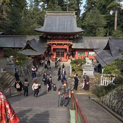 貫前神社と茶フェの記事に添付されている画像
