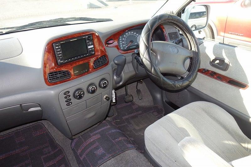 トヨタ ライトエース ノア ワンオフキャンパー