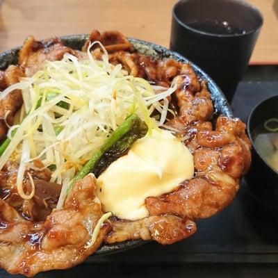 伝説のすた丼屋 ダイナミックトンテキ丼♪の記事に添付されている画像