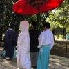 結婚式出張ヘアメイクBlog/氷川神社での挙式〜レストランウエディングの画像
