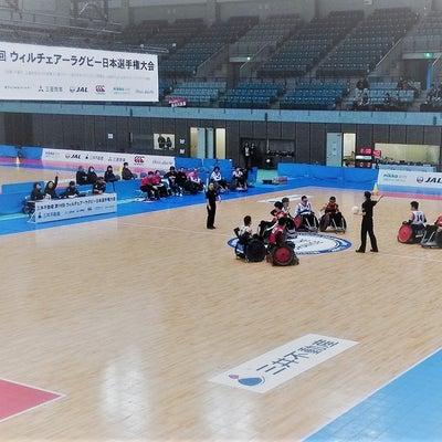 日本選手権大会(最終日はチケット制)の記事に添付されている画像