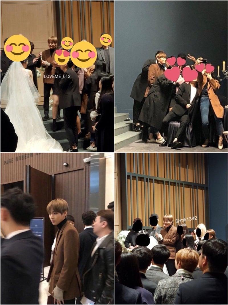 テヒョン 結婚 キム