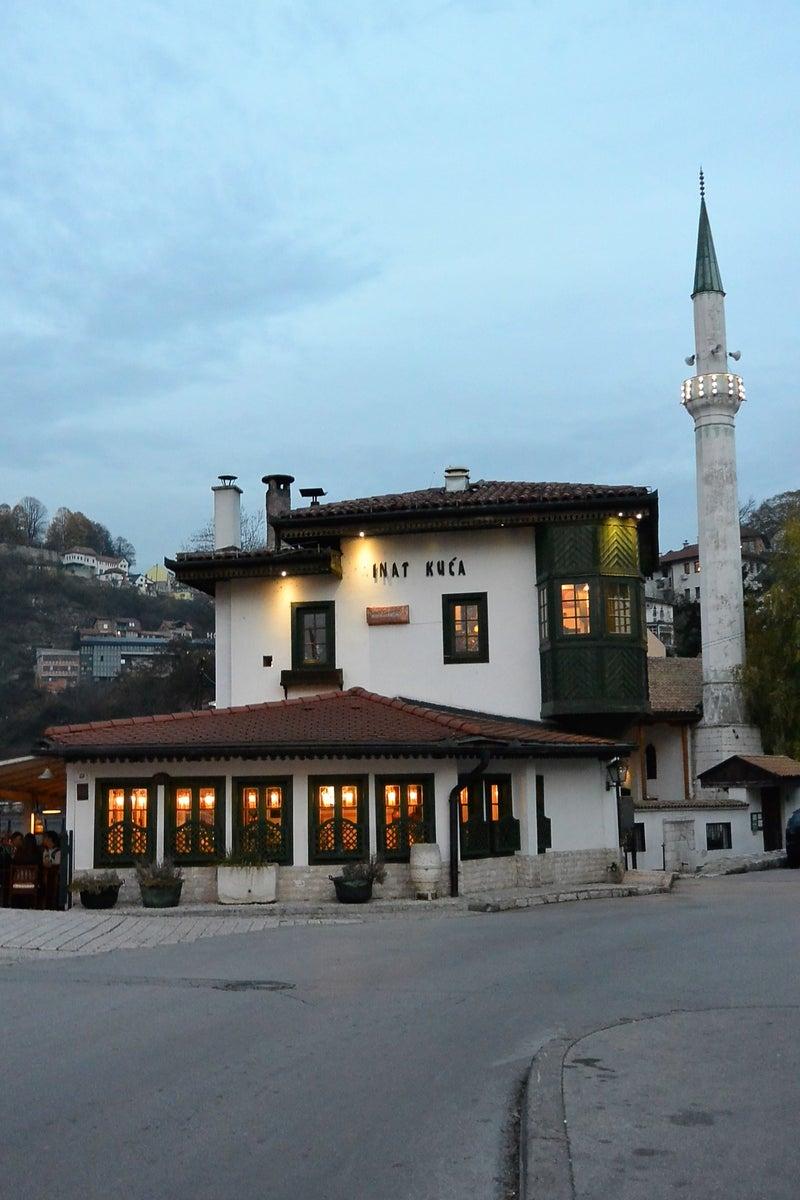 ボスニア料理レストラン『Inat k...