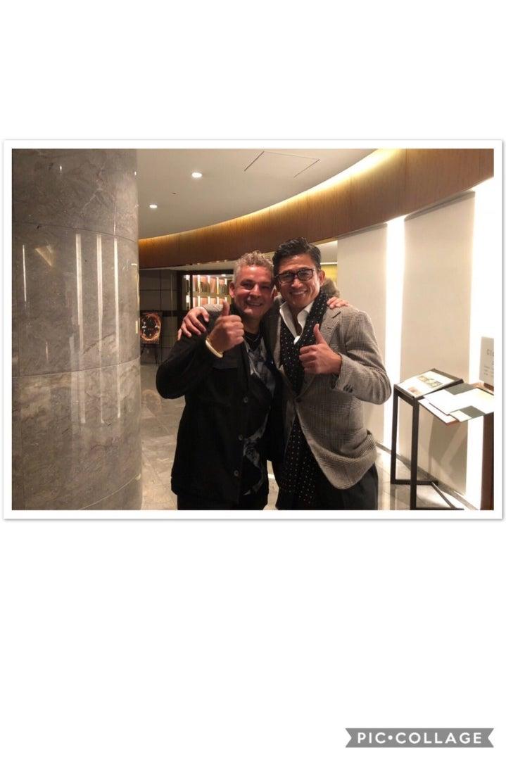 【サッカー】<カズとバッジョ氏が日本で再会>「絶対にやめるな、プレーし続けろ、後ろから俺がカズの背中を力強く押してるから!」