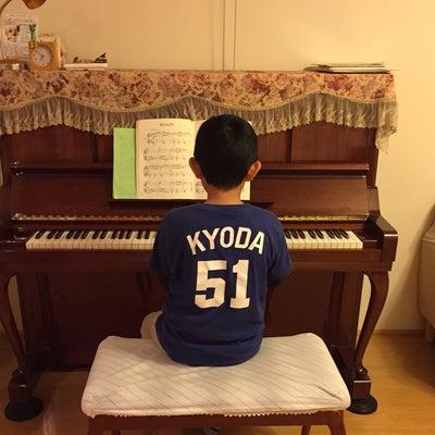 ピアノ好き 野球も好き 甘いものも好きの記事に添付されている画像