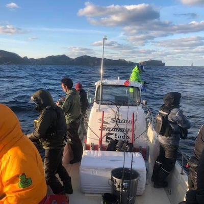 11月7日(水) ブリジギング 釣果情報!の記事に添付されている画像