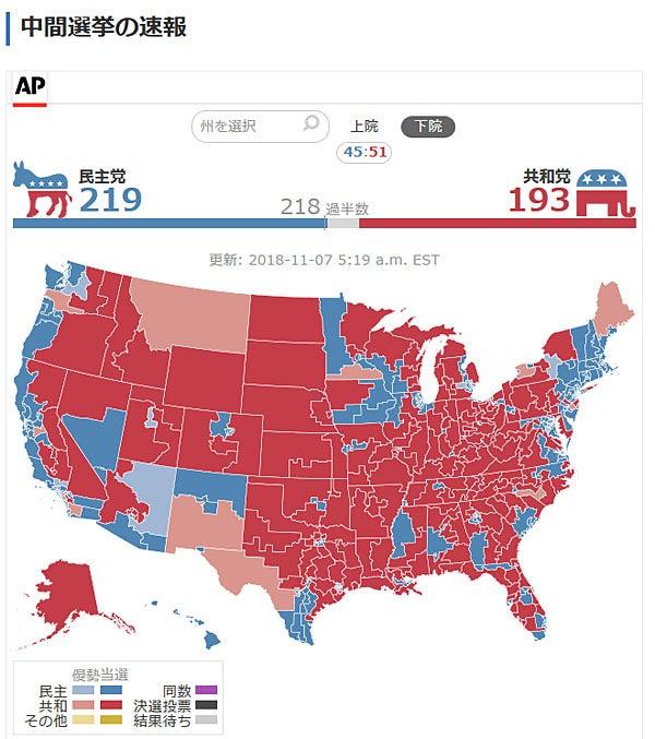 アメリカ中間選挙 過去との比較とQの見解 | Ghost Riponの屋形(やかた)