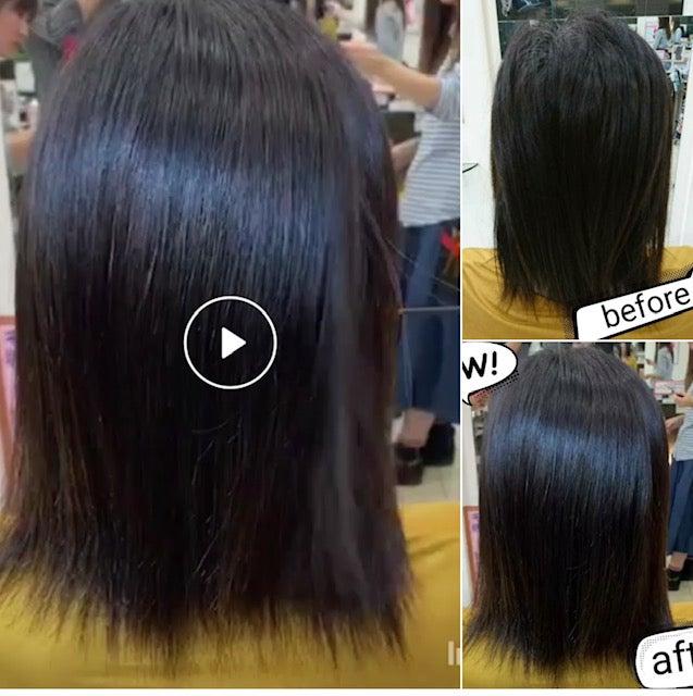 縮毛矯正ではなく髪質再正という新しい考え方。