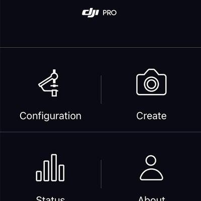 RONIN-S アプリ設定(スティック速度)の記事に添付されている画像