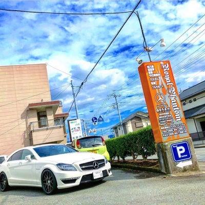 Mercedes Benz w218 AMG CLS63君 (^ ^)の記事に添付されている画像