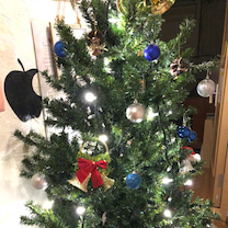 クリスマスツリーの記事に添付されている画像