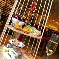 竹籠アフタヌーンティーがスタート!!ハイアットリージェンシー京都の記事に添付されている画像