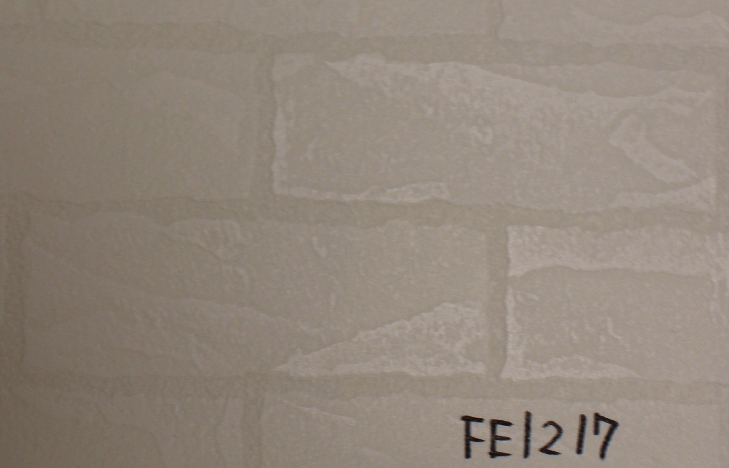 サンゲツの白レンガ風壁紙 汚れ落ち比較 地元の工務店で建てる家