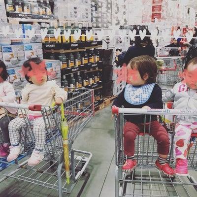 妊娠28週目 子連れでコストコの激務の記事に添付されている画像