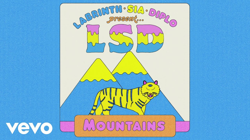 洋楽和訳】 Mountains - LSD | ...