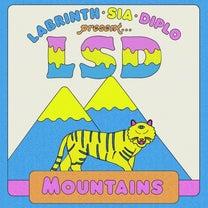 【洋楽和訳】 Mountains - LSDの記事に添付されている画像