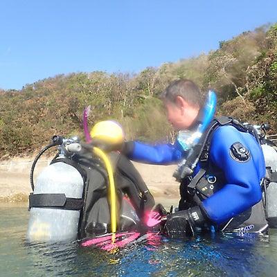 オトナ女子の習い事スキューバダイビング免許取得~和歌山県田辺市の記事に添付されている画像