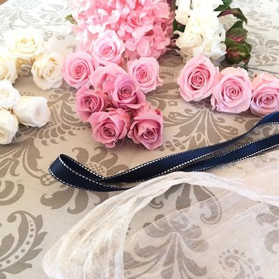 花嫁さまへのサプライズブーケの記事に添付されている画像