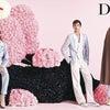 【デンマーク王室】ニコライ王子 Dior2018秋冬コレクションADの画像