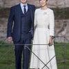 【デンマーク王室】メアリー王太子妃 2018年11月イタリア訪問の画像