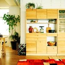 28坪の家。食器棚はUnico。の記事に添付されている画像