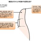 親指の関節、長いか短いか?の記事より