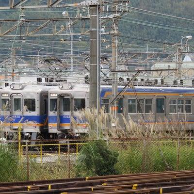 南海電車まつり2018 その7 車庫内の6000系&6300系の記事に添付されている画像