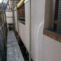 外壁塗装工事  [ひび割れ処理編]の記事に添付されている画像