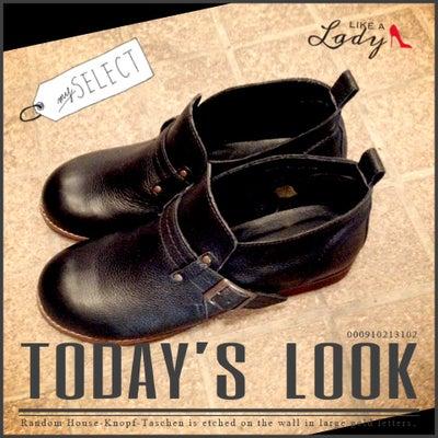 神戸の靴とマドレーヌ☆の記事に添付されている画像