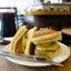 錦糸町トミィのホットケーキのフルーツサンド