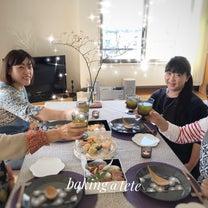 主人が「家の料理じゃないみたい♫」と言うてました^^【神戸パン・おもてなし料理教の記事に添付されている画像
