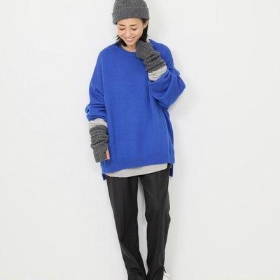 セーターの着心地♡の記事に添付されている画像