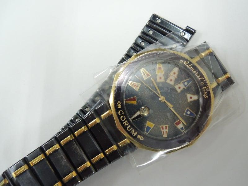 quite nice 555cd 8c447 コルムの時計修理 | 腕時計ベルト専門修理職人|梅田源吉