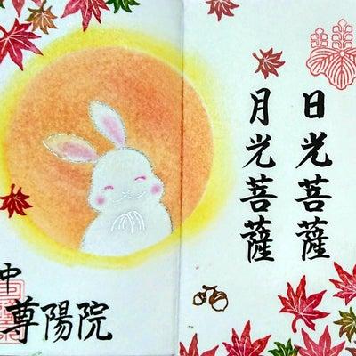 【京都】本法寺塔頭「尊陽院」でいただいたステキな【御朱印】&【御首題】② ~追加の記事に添付されている画像