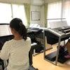 (動画あり)中学生コンビ、ピアノとエレクトーンのデュオがイイ感じに仕上がってきました(^^♪の画像