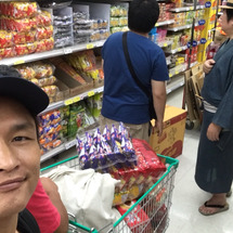 タイでボランティア活…