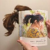 堀田茜さんがモデルの『アクティブポニーテール』をマスターしよう♡